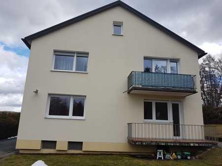Gepflegte 3-Zimmer-Hochparterre-Wohnung mit Balkon in Neunburg vorm Wald in Neunburg vorm Wald