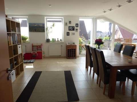 Neuwertige 3-Zimmer-Wohnung mit Balkon in Melle
