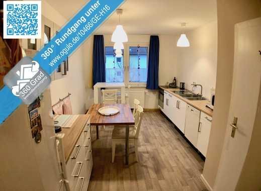 **Schöne Maisonette-Wohnung 88qm in gepflegter Wohnanlage in Zentrumsnähe**