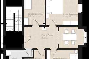 3.5 Zimmer Wohnung in Augsburg (Kreis)