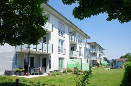 ...Großzügig geschnittene  3-Zimmer-Wohnung mit 2 Balkonen,  in ruhiger Lage in Mühldorf... in Mühldorf am Inn
