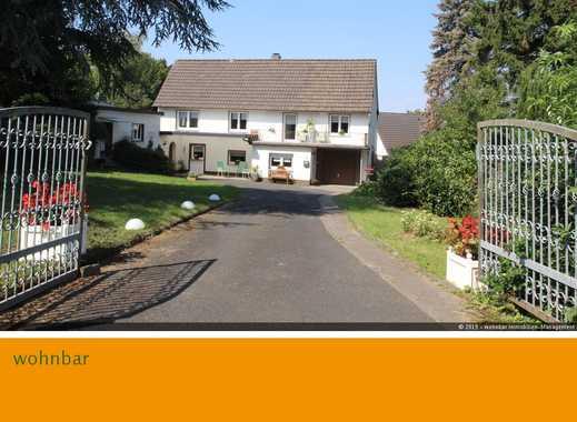 Zwei Wohnungen oder EFH in Königswinter-Berghausen mit Dachterrasse, Sonnengarten und Bauplatz