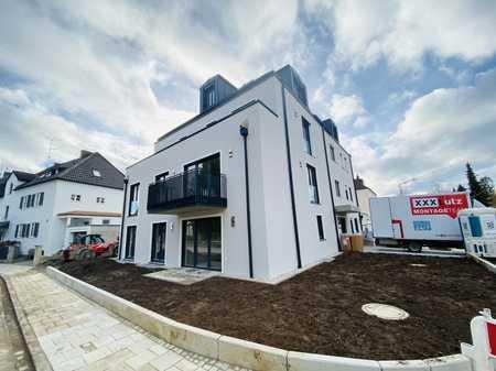 Neubau: exklusive 3-Zimmer EG Wohnung mit S/O Garten in Untergiesing (München)
