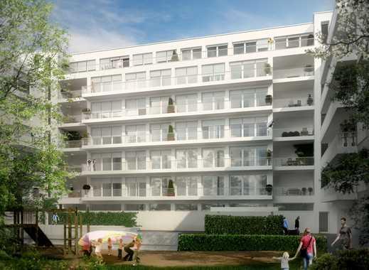 Exklusive 4-Zimmer-Dachgeschossmaisonette mit 2 Bädern, Balkon und Dachterrasse