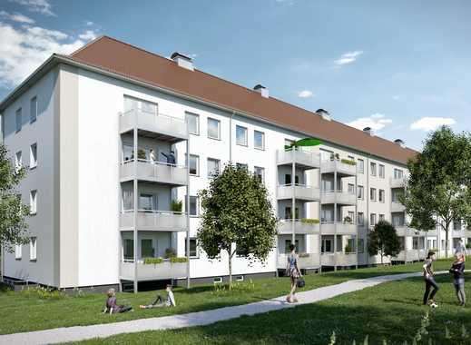 Komfortable 3-Zimmer-Wohnung mit großem Balkon