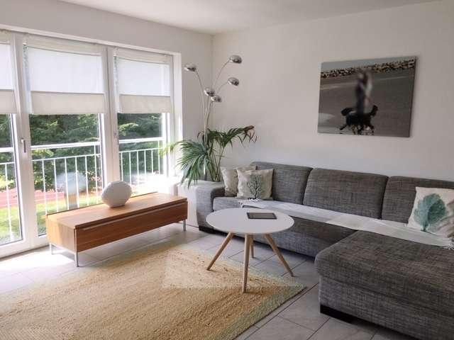 Exklusive großzügige Dachterrassen-Wohnung mit eigenem Garten in