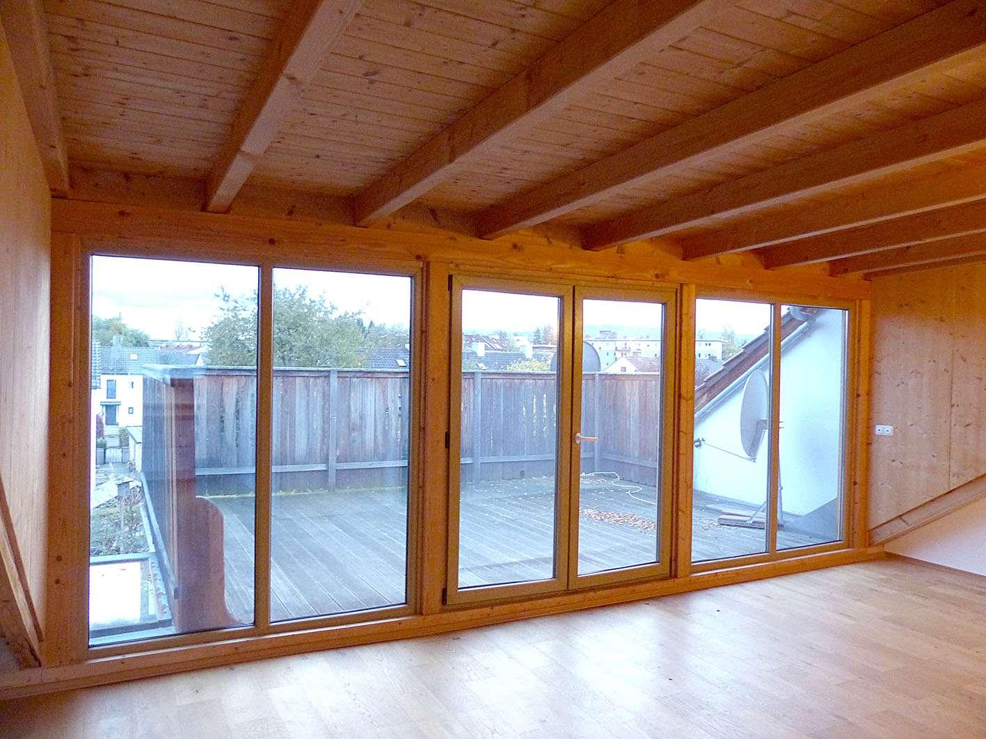 Schöne, geräumige ein Zimmer Wohnung in Rosenheim, Rosenheim-Ost