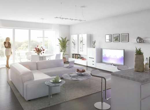 Großzügige Erdgeschosswohnung mit Traummaßen und eigenem Garten