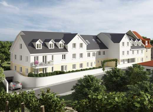 Dachgeschosswohnung mit Weinbergblick in toller Lage  Baustellenbesichtigung, Sonntags von 11-12 Uhr