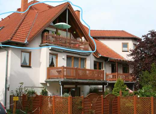 Gepflegte 3,5-Zimmer-Maisonette-Wohnung mit Balkon und EBK in Grünstadt von Privat