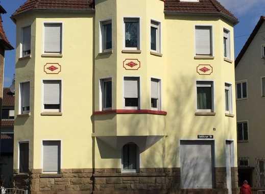 3-Zimmer-Dachgeschosswohnung mit Balkon in 4-Familien Haus im Herzen Feuerbachs - provisionsfrei