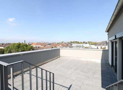 Wow! Absolutes Penthouse-Highlight auf 213 qm mit großer Dachterrasse