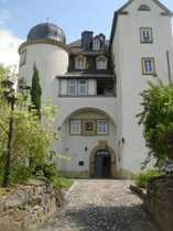 Repräsentative Wohnungen im Schloß Heinersgrün
