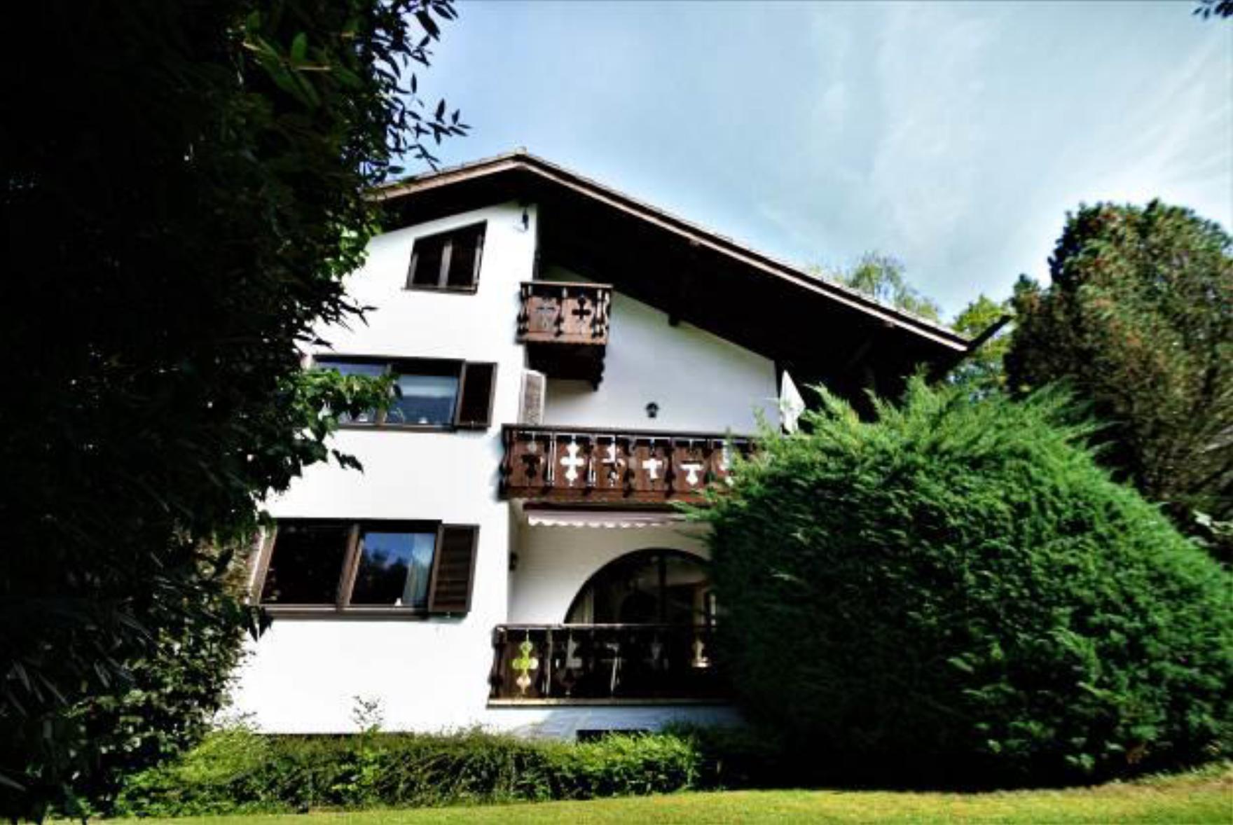 Sonnige neu renovierte 5-Raum-Wohnung mit Balkon und Garten in Herrsching oder helles 2 Zi Studio in