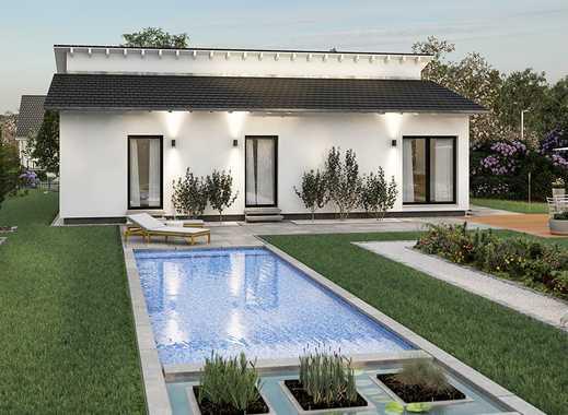 Moderner Bungalow + schönes Grundstück= Ihr Traumhaus
