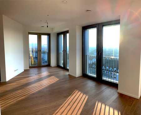 Schöne 3-Zimmer-Wohnung mit fantastischem Blick über München in Schwabing (München)