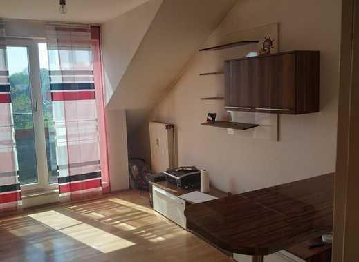 Dachgeschoss Appartement mit Logia