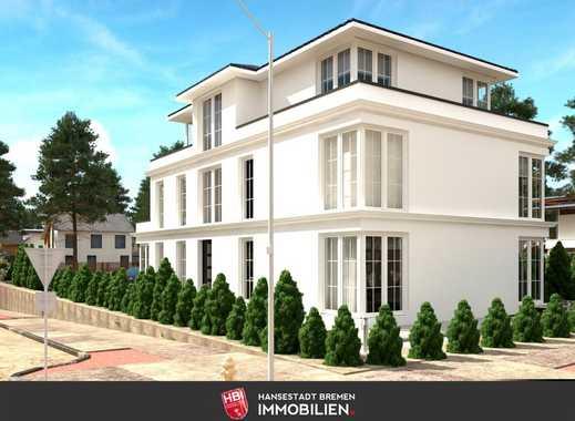 Lesum / Neubau: Exklusive Stadtvilla mit 3 Wohneinheiten