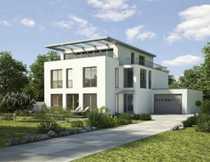 Wohnen am Park Modernes Einfamilienhaus