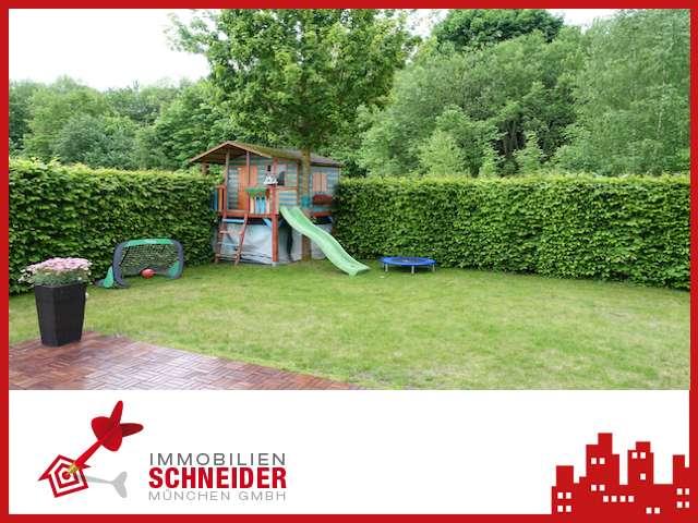 IMMOBILIEN SCHNEIDER - Tolle 3,5 Zimmer Wohnung (Reiheneckhaus) mit Garten, Parkettboden, 2 Bäder