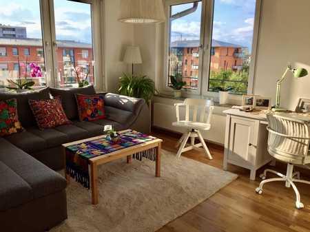 Möblierte 3-Zimmer DG-Wohnung mit Dachterrasse in Neuhausen in Nymphenburg (München)