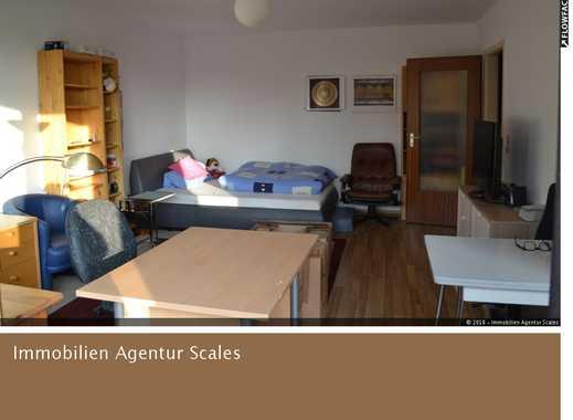 * Helles & ruhiges 1-Zimmer-Apartment + Balkon *