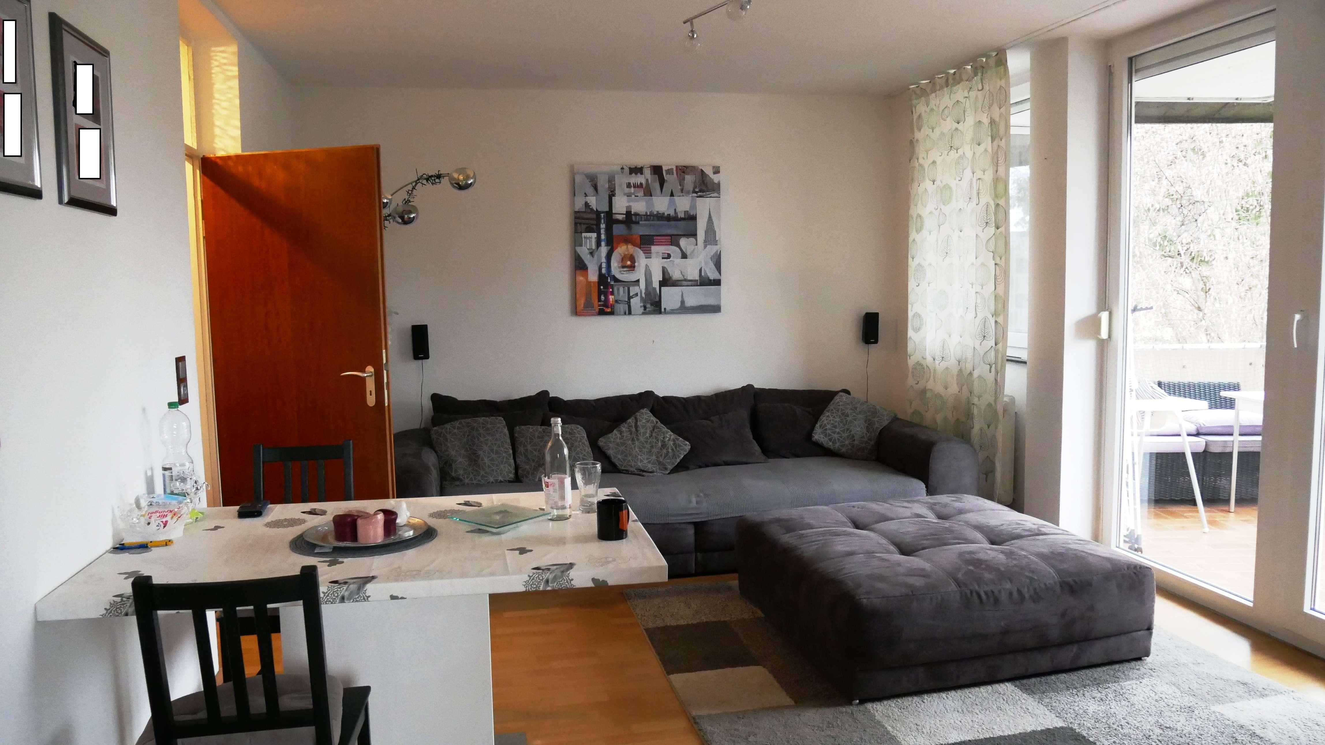 N-Sündersbühl Sehr schöne, gemütliche 3-Zimmer Wohnung in gepflegtem Renovierungszustand mit Loggia in St. Leonhard (Nürnberg)