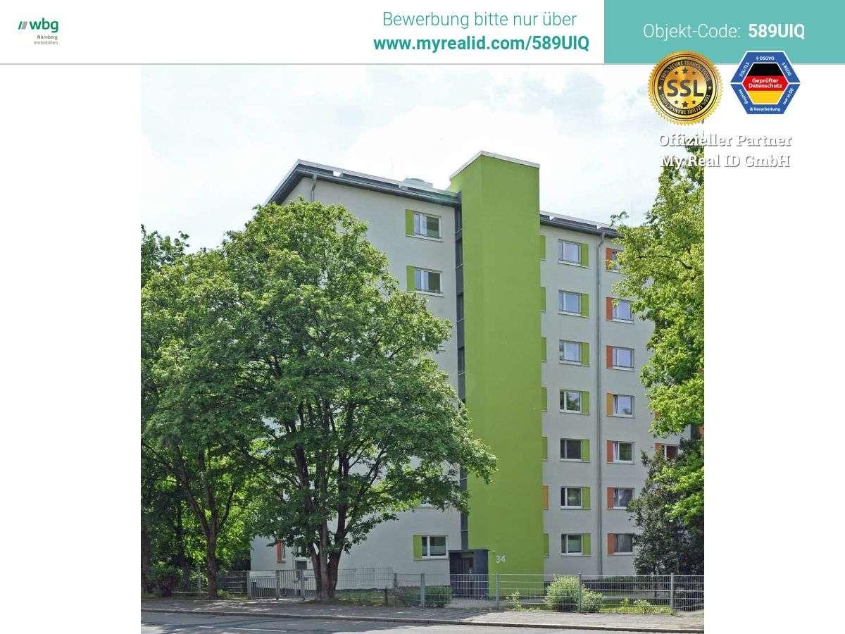 In herrlicher Lage am Naherholungsgebiet Dutzendteich! in