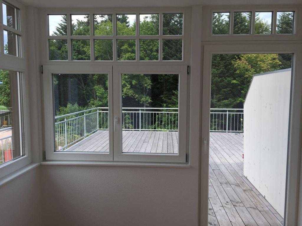 Großer Balkon/Terrasse