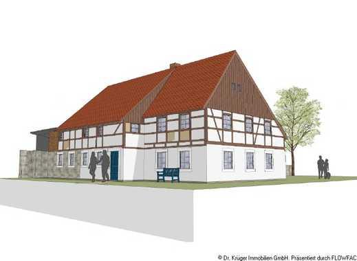 Doppelhaushälfte- Alter Charme trifft Moderne, Wohnen in der Alten Mühle