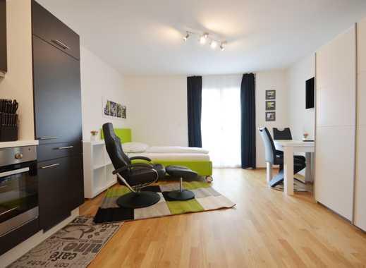 vom Alltag entspannen, komplett möbliertes Apartment mit Terrasse - Mörfelden-Walldorf