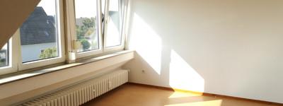 Gepflegte 2-Raum-Dachgeschosswohnung in Bad Oeynhausen