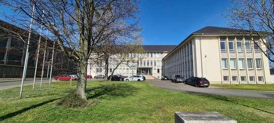 Außenansicht von Büro-/Praxisflächen in zentraler Lage von Mülheim | Teilbar |