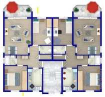 Ruhig gelegene 3-Zimmerwohnung in Solingen