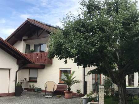 3-Zimmer-DG-Wohnung mit Balkon und EBK in Taufkirchen in Taufkirchen (München)