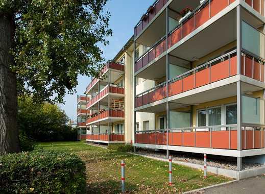 Bonn-Graurheindorf, modernisierte 3-Zimmer-Wohnung mit Blick ins Grüne zu vermieten!