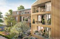 2-Zimmer-Apartment mit Süd-Terrasse
