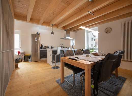 Wunderschöne Maisonette-Wohnung (wie Doppelhaushälfte) für Individualisten.