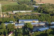 Bild 3 Produktionshallen auf ca. 15000 m² Grundstück