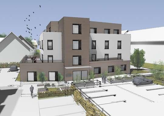 hwg - Innenstadtnahe Praxisräume im barrierefreien Neubau