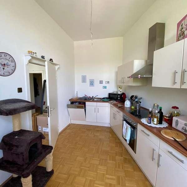 *** helle 2-Zimmer-Wohnung mit Küche, Innenstadt ***