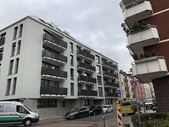 Erstbezug: exklusive 2-Zimmer-Wohnung mit Einbauküche und Balkon in Nürnberg in Pirckheimerstraße (Nürnberg)
