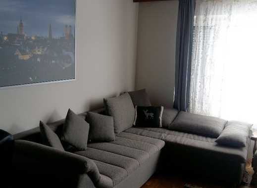 Sanierte 2-Zimmer-Wohnung mit Balkon und EBK in Dachau Ost
