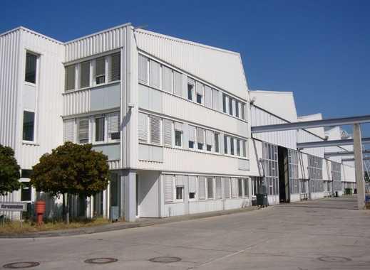 Werkhallen mit 20 t Kranbahn zu vermieten, teilbar ab ca. 1.000 m²