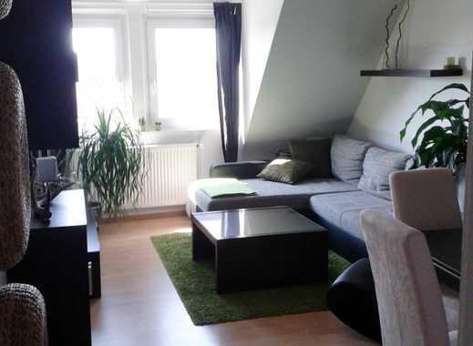 2-Zimmer-Wohnung, Balkon, EBK