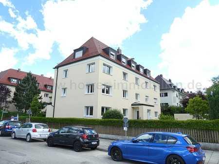 Helle und ruhige 2-Zimmerwohnung in 80639 München (Nymphenburg) in Neuhausen (München)