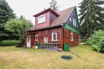 Romantisches Häuschen im schwedischen Stil