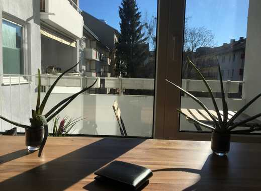 20m2 furnished room with private balcony