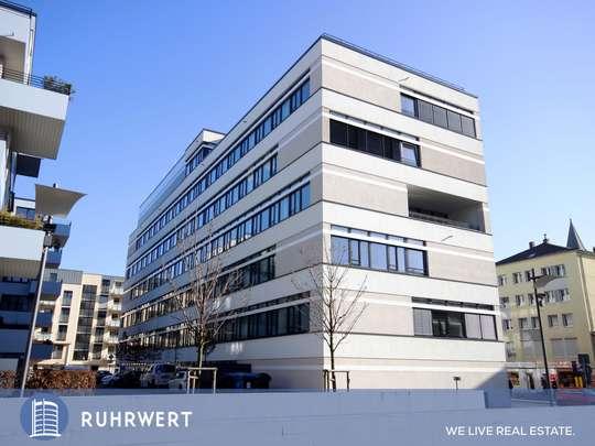 Gebäudeansicht von PARK VIEW – Moderne Büroetage im neuen Geschäftshaus in der