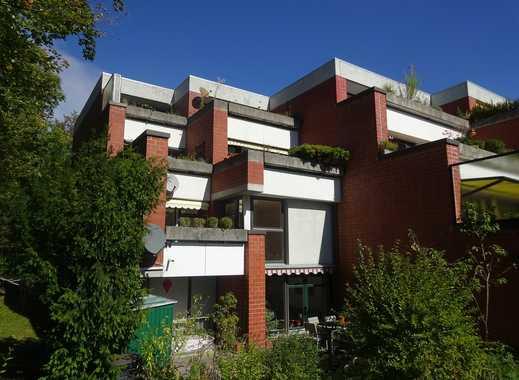 3,5-Zimmer-Wohnung mit gemütlicher Südterrasse und viel Potential in Pullach im Isartal